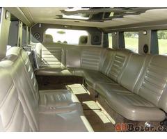 Prodám LIMO STRETCH Hummer 2 pro 9 osob,a nebo pronajmu