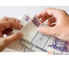 Potrebujete vyrešit náhlé financní problémy? Whatsapp: +420704546731