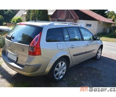 Renault MEGANE GrandTour kombi  1,6 16V 82kW