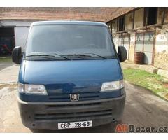 Prodám Peugeot Boxer minibus