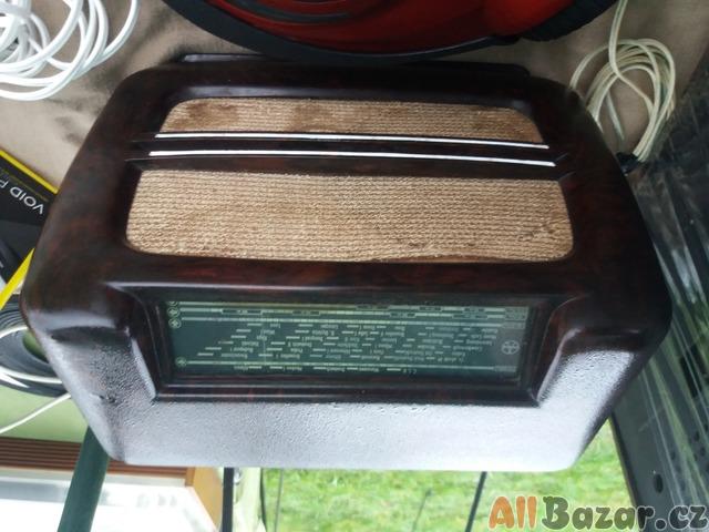 Prodam tesla radio 1956