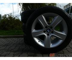 Zimní pneumatiky pirelli na X5, 255/50/R19/107V