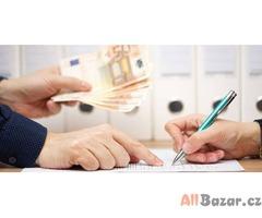 Speciální nabídka úvěru rychle a spolehlivě.