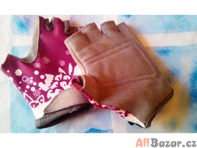Dětské cyklistické rukavice Arcore