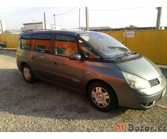 Prodám Renault Grand Espace 2.0 LPG