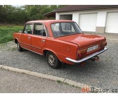 Polský Fiat 125p,první majitel,r.v.1977,nová STK,najeto 86000km