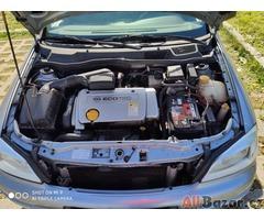 Astra 1.6 benzín klima 74kw