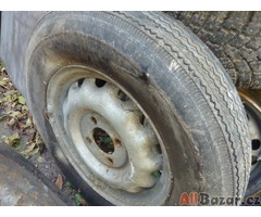 pneumatika 6,00 - 16 + disk