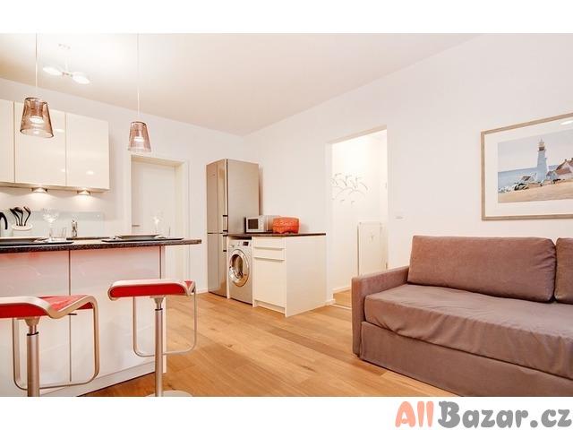 Pronájem bytu 1+kk, Brno-město