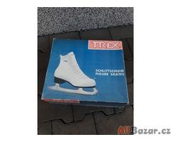 BRUSLE dámské lední TREX, vel. 37