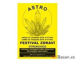 Festival zdraví, OTROKOVICE, 23.-24.11.2019