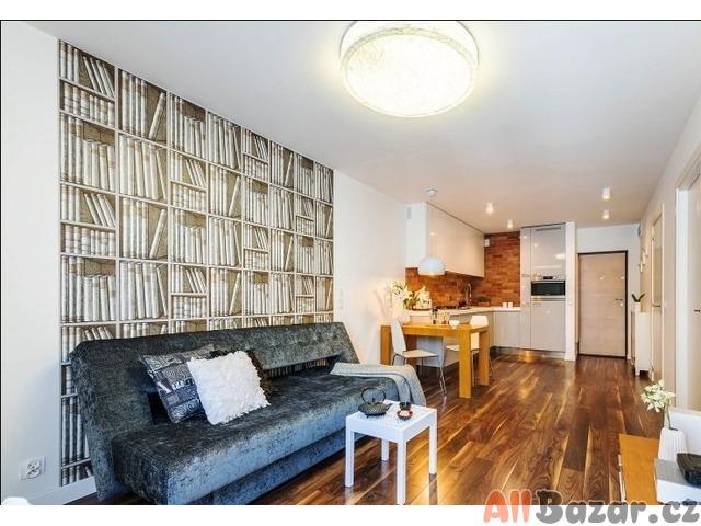 Elegantní byt, Pronájem bytu 1+kk