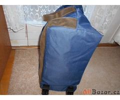 taška na kolečkách + 4 menší