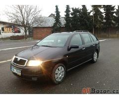 prodám Škoda Fabia combi 1,2 r.v. 2003