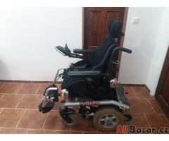 Elektrický vozik Panter polohovac