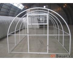 Skleník Polykarbonát AGRO-HIT GARANT 3х6 m rozteč oblouků 67 cm!!!