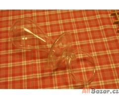 Dudlík, foukané sklo