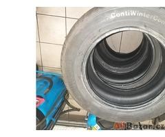 Prodám 4ks zimních pneu 225/55 R16