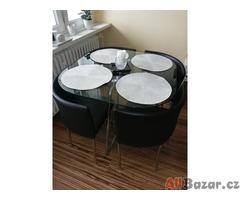 Jídelní stůl + konferenční stolek