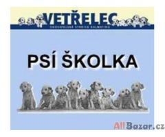 Psí školka - chovatelská stanice Vetřelec