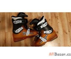 Lyžařské boty dětské