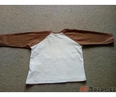 Triko dlouhý rukáv na doma