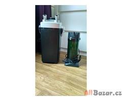 Vnější akvarijní filtr EXUS 1200 DIVERSA