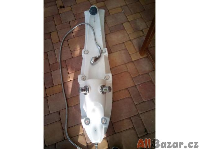 Termostatický masážní sprchový modul