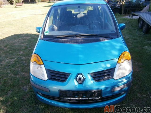 Renault Modus 1.5 CDI, 63 Kw