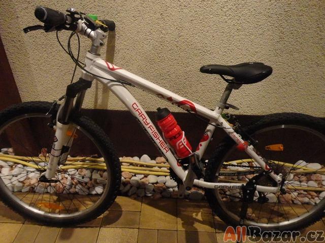 Horské jízdní kolo, vel.26, zn. CARY FISHER