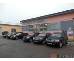 Servis a prodej vozidel Mercedes-Benz