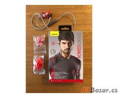 prodám nová sluchátka Jabra COACH RED