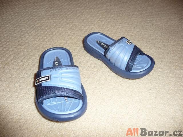 Pantofle Sport vel. 25