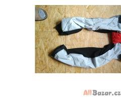 Cyklistické zateplené dlouhé kalhoty