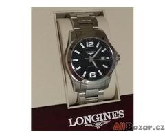 Longines - švýcarské hodinky