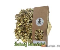 Sušené české byliny
