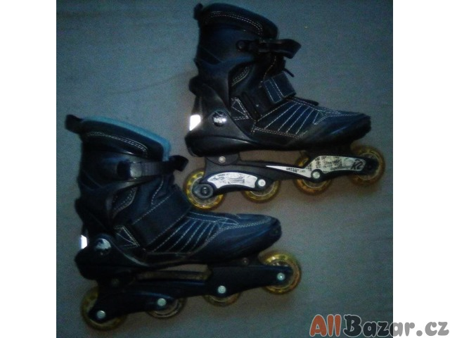In-line kolečkové brusle značky K2