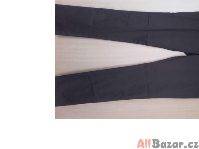 Dámské elegantní hnědé kalhoty zn. Mango vel.S