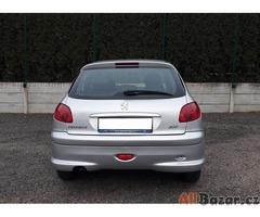 Peugeot 206 generation 1.4, r.v. 2008