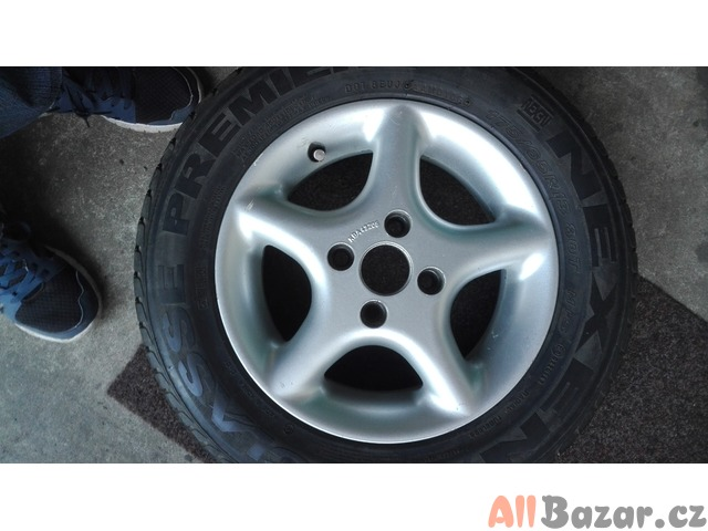 Alu kola VW 13