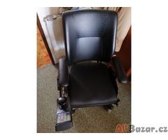 Elektrický invalidní vozík