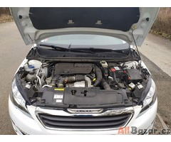 Prodám Peugeot 308sw Style, 1560 ccm/88kW