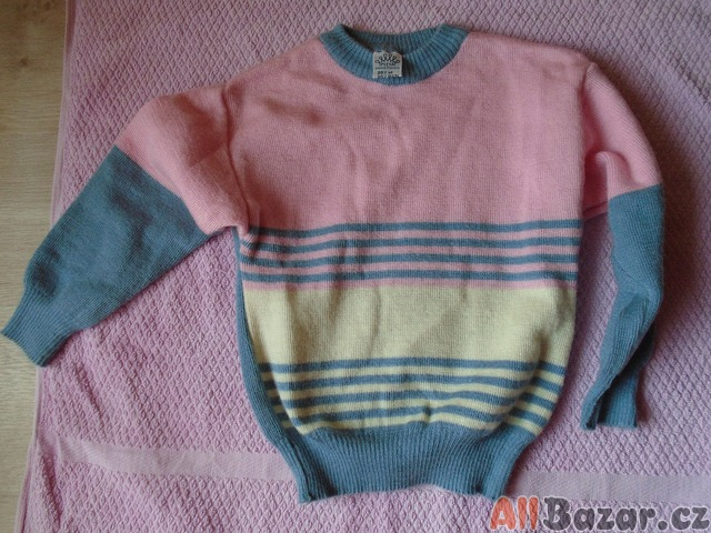 Dětský svetřík ,vel.110