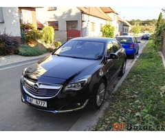 Opel Insignia 4X4 BUSINESS EDITION 125 KW Bi-Xen