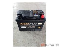 autobaterie Renault HI-LIVE , 12V 70Ah , 720A