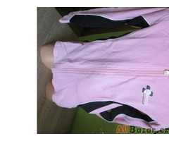 SADA oblečení 122/128 - 14 ks, poštovné ZDARMA