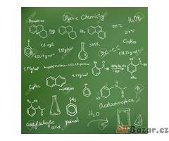 Chemie - maturitní otázky
