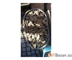 Kačírek + kameny