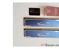 Kingston HyperX Blu 8GB (kit 2x4GB) DDR3 1600MHz CL9 XMP
