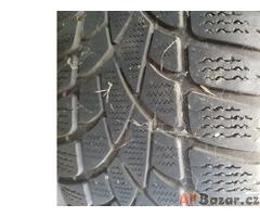 Prodám zánovní pneu